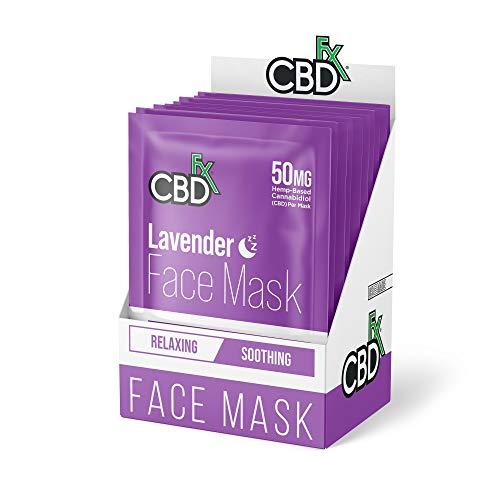 CBDfx CBD Gesichtsmaske für...