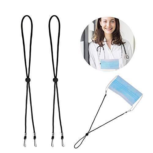 (57% OFF) 2 Pack Mask Lanyard $3.01 – Coupon Code