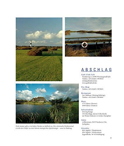 Die 100 besten Golfplätze in Deutschland und Österreich (Edition 99pages by HEEL) - 13