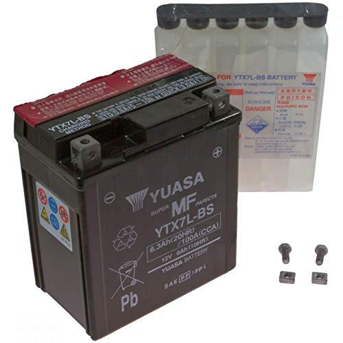 AGM batterij Vespa Sprint 125 3V i.e. 2014 Yuasa YTX7L-BS Dry 7070378