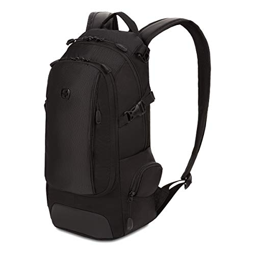 SWISSGEAR 3598 Backpack | Narrow Daypack | Ideal for Commuting and...