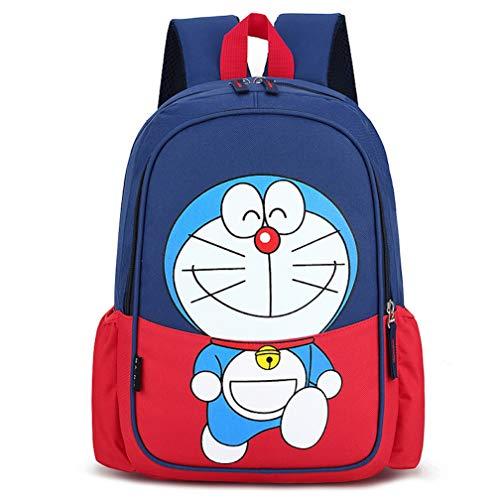 Mochila para niños Mochila de Dibujos Animados Doraemon