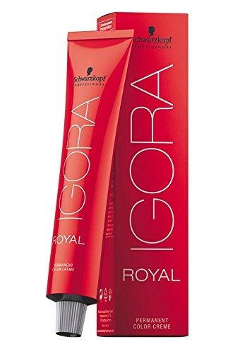 Schwarzkopf Igora Royal 4-0 middenbruin 60 ml professionele haarkleur door Schwarzkopf