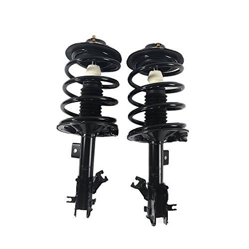 MILLION PARTS 271426 Front Struts Shocks Absorber Complete Shock Strut Coil Spring Assembly Kit 271427 Compatible with 2002 2003 2004 2005 2006 Altima 2.5L 2Pcs