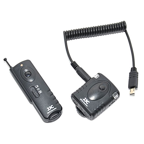 JJC JM-F2 - Mando a Distancia con Interfaz múltiple para cámaras Sony