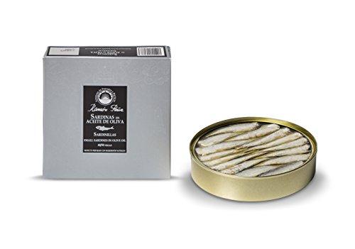RAMON PEÑA - sardinillas en aceite de oliva 40/50 RO280 pack 2 unidades