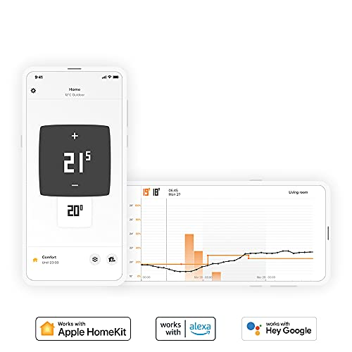 Netatmo Smart Thermostat NTH01-DE-EC