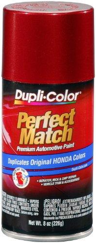 Dupli-Color Paint BHA0959 Dupli-Color Perfect Match Premium Automotive Paint; Bordeaux Red Pearl; Paint Code R78P; 8 oz Aerosol;