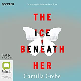 Couverture de The Ice Beneath Her