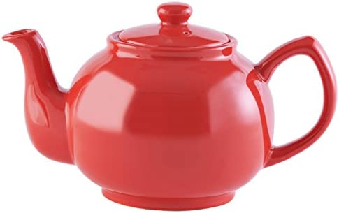 Price and Kensington Mint 6 Cup Traditonal Fine Stoneware Teapot, Ceramic, 24.3 x 14.5 x 13.5 cm
