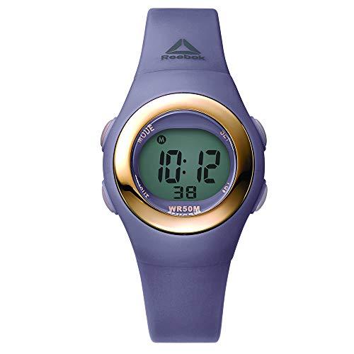 Reebok Reloj Mujer de Digital con Correa en PU RD-VIV-L9-PEPE-E3