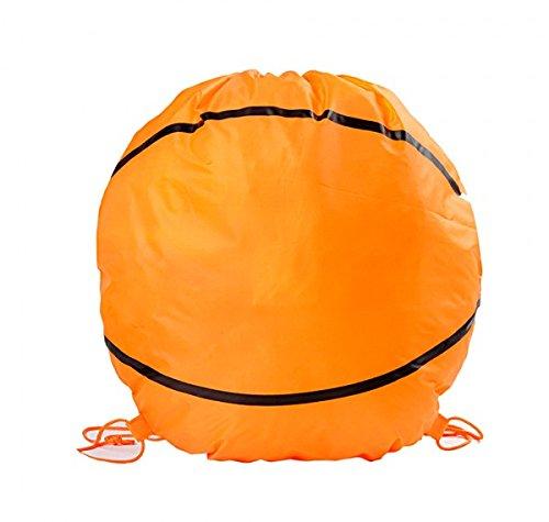 DISOK - Mochila Sports Baloncesto - Mochilas Merienda, Escolares, Detalles Bodas Niños