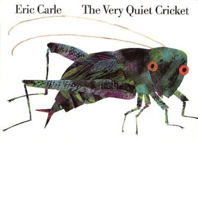 [( Very Quiet Cricket Board Book )] [by: Carle Eric] [Aug-2004]