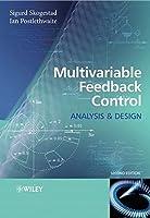 Multivariable Feedback Control: Analysis and Design by Sigurd Skogestad Ian Postlethwaite(2005-11-04)