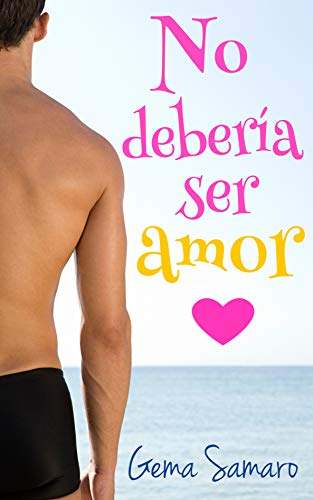 Book's Cover of No debería ser amor Versión Kindle