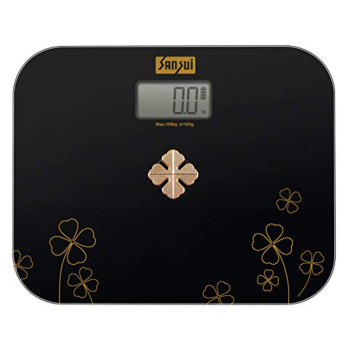 Sansui Designer Battery-Free Digital Personal Body Weighing Scale, Strong & Best Tempered...