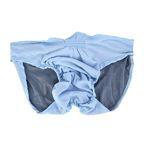 Pssopp Hondenshorts van katoenmix, shorts voor huisdieren voor dames en heren, wasbaar, voor honden, XL