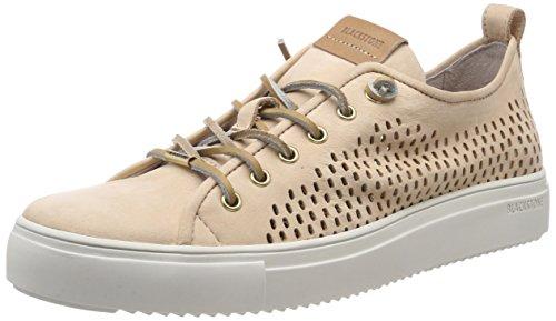 Blackstone Damen PL87 Hohe Sneaker, Mehrfarbig (Spanish Villa Vill), 38 EU