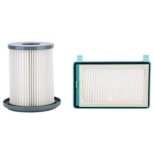 EVTSCAN Filtro de aspiradora, Filtro Hepa de vacío doméstico para Philips FC8732 FC8734 FC8736 FC8738 FC8740 FC8748 FC8720 FC8724