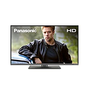 Panasonic TX-32GS352, 32 inch HD Ready Smart LED TV with Freeview Play, Black (2019)
