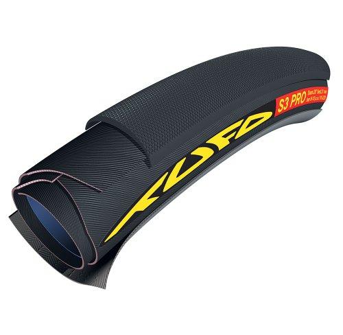 Tufo S3 Pro Schlauchreifen, schwarz, 21mm 28