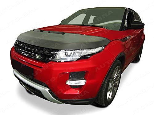 BONNET BRA AB3-00116 Auto Bra kompatibel mit Range Rover Evoque Bj. 2011-2018 Haubenbra Steinschlagschutz Tuning