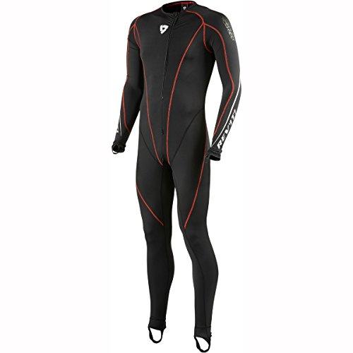 FTU301–1010-l–Traje Interior L Rev It Sports Excellerator, Color Negro
