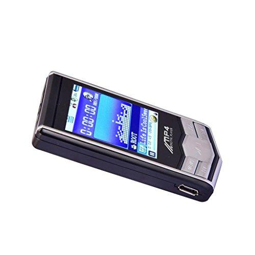 H HILABEE 32 GB MP4 MP3 Musik Media Video Player Dünner 1,8 Zoll LCD FM Radio...