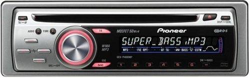 Pioneer DEH-P 4800 MP Autoradio 200 W