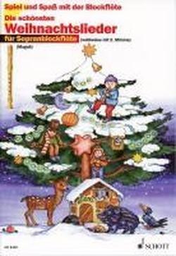 Juego y diversión con la flauta dulce soprano – las mejores canciones de Navidad para flauta dulce soprano