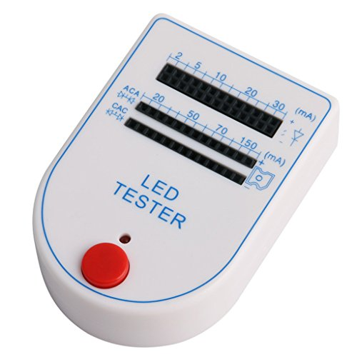 BIlinli Portable LED Tester Testbox Mini-Leuchtdiodenlampe 2~150mA