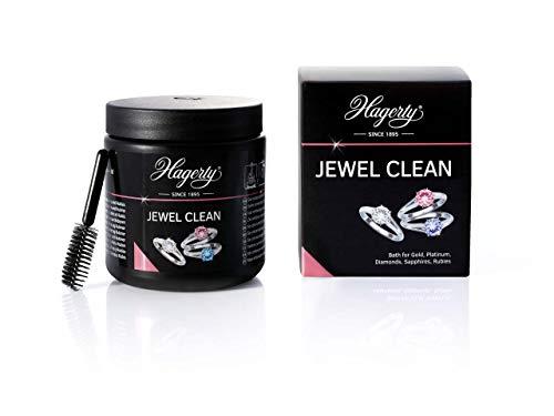 Hagerty Jewel Clean Juwelierwaren Tauchbad für Gold, Platin, Diamanten, Saphire and Rubine