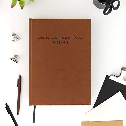 Takenote Agenda del restaurante - Libro de reserva 2021