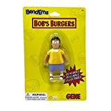 Sunny Days Entertainment BendEms Collectible Posable Action Figure - Bob's Burgers - Gene