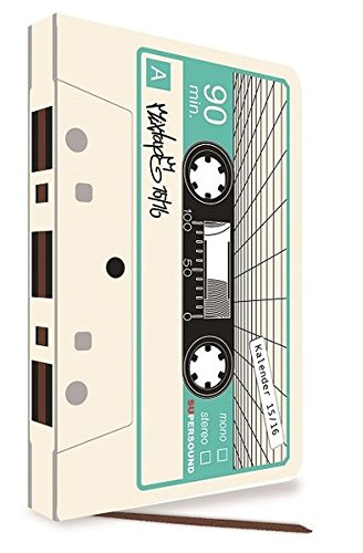 Schülerkalender Mixtape 2015/2016