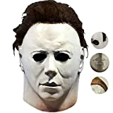Best Michael Myers Masks - LUSEI Michael Myers Mask,1978 Halloween Movie Latex Mask,Mike Review