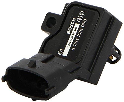 Bosch 0261230090 Original Equipment Temperature/Manifold Absolute Pressure (TMAP) Sensor