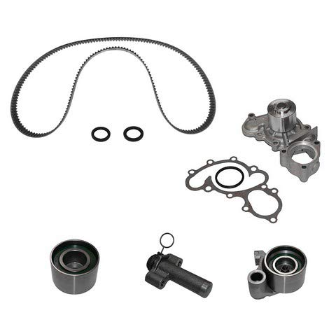 JP Auto Timing Belt Kit Compatible With Toyota 1995-1998 T100/1995-2004 Tacoma/2000-2004 Tundra