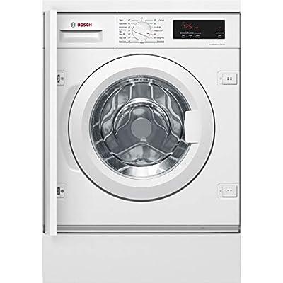 Bosch WIW28301GB Serie 6 EcoSilence 8kg 1400rpm Integrated Washing Machine