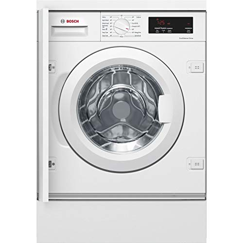 Bosch WIW28301GB Serie 6 EcoSilence 8kg 1400rpm Integrated Washing Machine