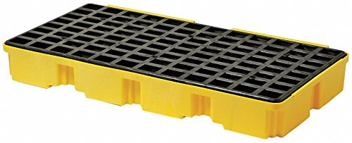 1632 - Two-Drum Platform - Modular Spill Containment Platforms with Grating, Eagle Manufacturing - Each