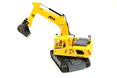 RC Auto kaufen Baufahrzeug Bild 6: RC Baufahrzeug, Bagger, 3 Kanal, Mit Akku -905-1A (ET3346)*