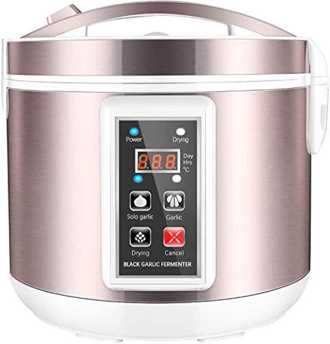 Fermentador de ajo negro 5L Fabricante de ajo Fabricante de alimentos saludables Control inteligente automático completo Múltiple de ajo Cocina de bricolaje, Olla de yogur