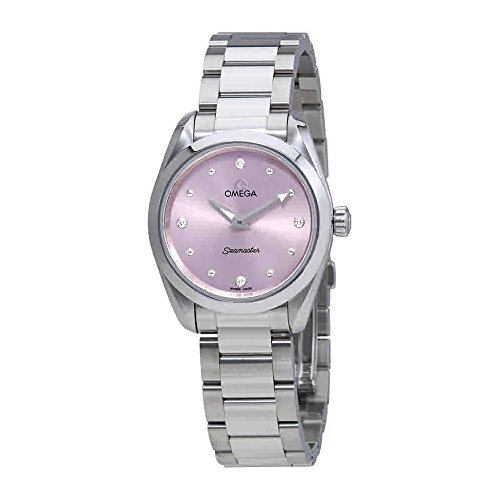 [オメガ] OMEGA 腕時計 Seamaster Aqua Terra Ladies Watch クォーツ 220.10.28.60.60.001 【並行輸入品】