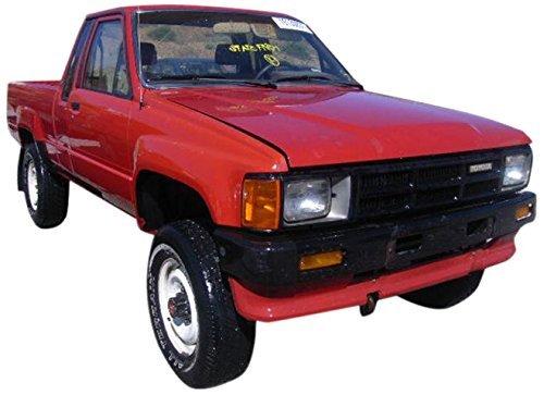 1986 toyota pickup 4x4 weight