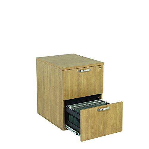 Avior KF72325 2-ladekast, hout, as, 60 x 46,4 x 73 cm