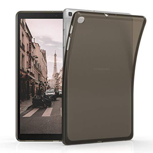 kwmobile Cover Compatibile con Samsung Galaxy Tab A 10.1 (2019) - Custodia Tablet in Silicone TPU - Copertina Protettiva Tab - Backcover