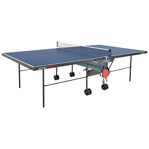 Stiga Tischtennisplatte Action Roller, Indoor