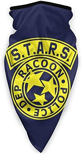 aifaqukuanga Racoon Police Dept Resi-dent Ev-il Unisex Winddichter Sportschal Outdoor...