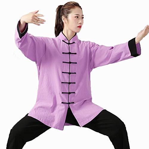 Uniforme De Tai Chi Espesar Mantener Abrigado Ropa De Tai Chi Ropa De Kung Fu Qi Gong Ropa De Artes Marciales Ropa De Rendimiento Grupal Otoño Invierno Estilo